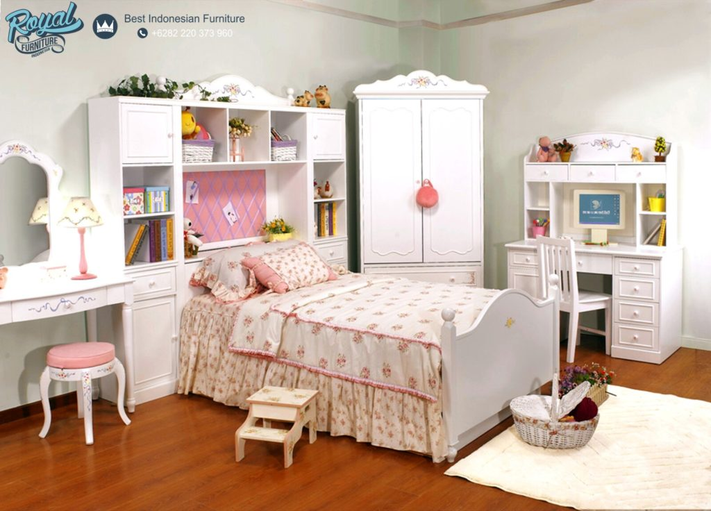 Bedroom Set Jati Murah