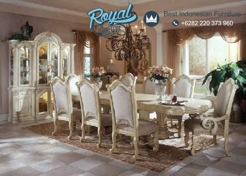 Meja Kursi Makan Klasik Ukir Mewah Terbaru, 1 Set Meja Makan, Furniture Jepara, Harga Set Meja Makan Jepara, Mebel Jepara, Meja Kursi Makan Jepara, Meja Kursi Makan Kayu, Meja Makan Jati, Meja Makan Jepara Klasik Murah, Meja Makan Set, Model Meja Kursi Makan Terbaru, Royal Furniture, Set Meja Makan Jati, Set Meja Makan Mewah, Set Meja Makan Minimalis Modern, Set Meja Makan Murah,