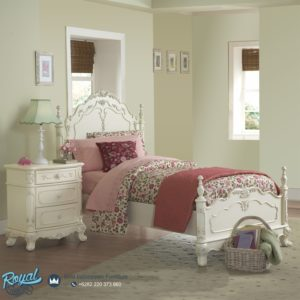 Tempat Tidur Anak Princess Terbaru Victorian