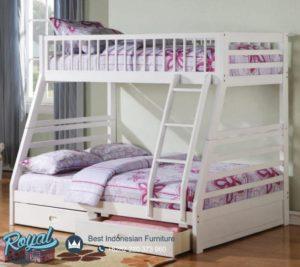 Tempat Tidur Anak Tingkat Minimalis Berkualitas Terbaru Mary Kelly