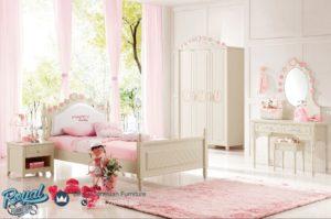 Set Kamar Tidur Anak Perempuan Terbaru Princess Korean Style