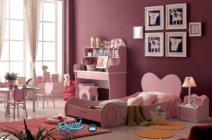 Kamar Tidur Anak Perempuan Pink Terbaru Mickey