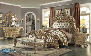 Tempat Tidur Set Klasik Mewah Terbaru Homey