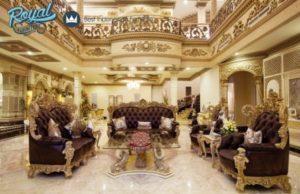 Kursi Sofa Tamu Ukiran Mewah Terbaru Glamour