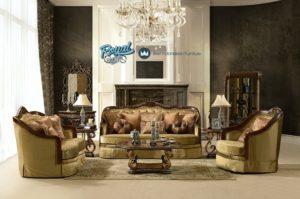 Sofa Ruang Tamu Mewah Terbaru