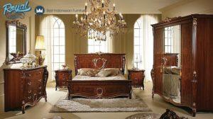 Set Kamar Tidur Klasik Modern Mewah Terbaru