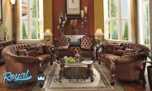 Kursi Sofa Tamu Model Eropa Mewah Terbaru