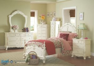 Kamar Tidur Set Anak Minimalis Modern Terbaru Princess