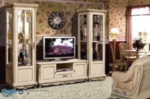 Bufet TV Model Eropa Murah Mewah Terbaru Gostinaja
