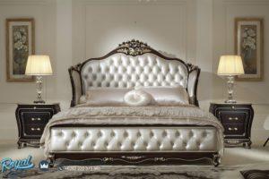 Tempat Tidur Set Jati Ukiran Mewah Terbaru Vintage Classical