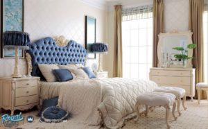 Tempat Tidur Set Modern Mewah Terbaru French Style