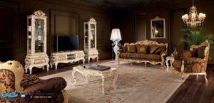 Bufet Tv Klasik Model Eropa Mewah Terbaru Romanov
