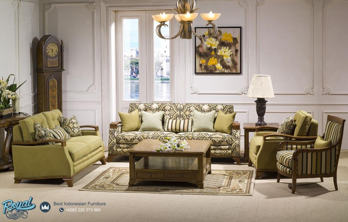 Kursi sofa tamu klasik modern mewah terbaru simple classic for Sofa klasik