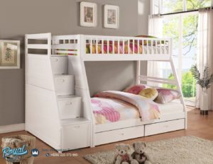 Tempat Tidur Anak Tingkat Modern Mewah Terbaru Piccolo