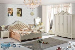 Set Kamar Tidur Klasik Modern Mebel Jepara Mewah Terbaru French Style