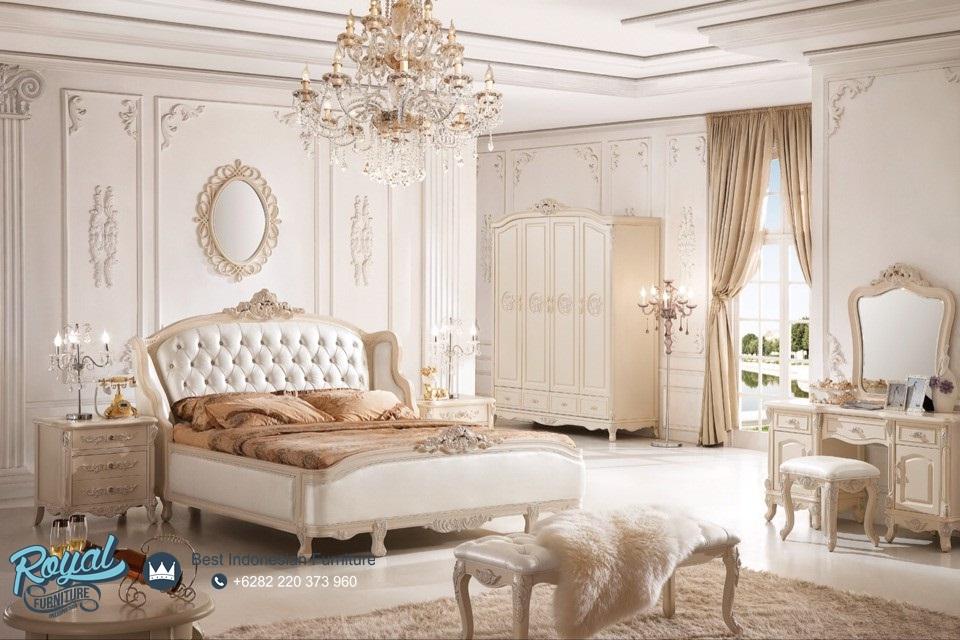 Set Tempat Tidur Klasik Eropa Royal Palace Mewah Terbaru Ikea
