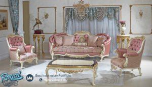 Set Kursi Tamu Sofa Klasik Mebel Jepara Duco Emas Mewah Terbaru Sanduka