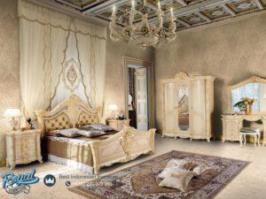 Kamar Tidur Set Model Italia Ukiran Klasik Mewah Terbaru Madame Royale