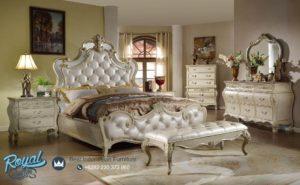 Set Kamar Tidur Ukiran Klasik Mebel Jepara Mewah Terbaru French Style