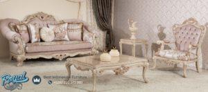Set Kursi Sofa Tamu Klasik Ukiran Mebel Jepara Mewah Terbaru Destan
