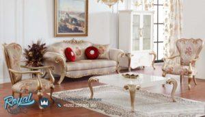 Kursi Tamu Set Sofa Klasik Ukiran Mewah Terbaru Torres