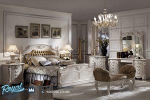 Kamar Tidur Set Eropa Modern Mewah Terbaru Transylvania