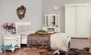 Tempat Tidur Set Minimalis Modern Mewah Terbaru Lusso
