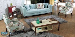 Sofa Ruang Tamu Minimalis Mewah Vintage Shabby Chic Terbaru