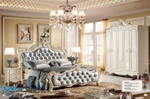 Kamar Tidur Set Mewah Luxury Ukiran Kayu Jepara Mewah Terbaru