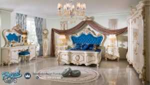 Set Kamar Tidur Mewah Terbaru Klasik Yatak Odasi Ukir