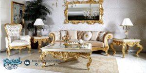 Set Sofa Kursi Tamu Mewah Klasik Jepara Turki Style