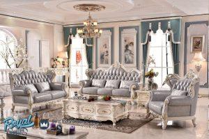 Set Kursi Sofa Tamu Mewah Luxury Ukir Jepara