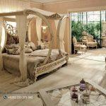 Set Kamar Tidur Pengantin Ukir Klasik Rafless Terbaru