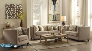 Set Sofa Kursi Tamu Minimalis Terbaru Vintage Full Cover