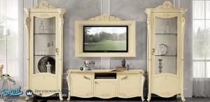 Set Bufet Tv Mewah Modern Gostinaya Viola