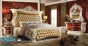Set Kamar Tidur Mewah Homey Design Ukir Jepara Terbaru