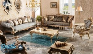 Set Sofa Kursi Tamu Mewah Turky Style Terbaru