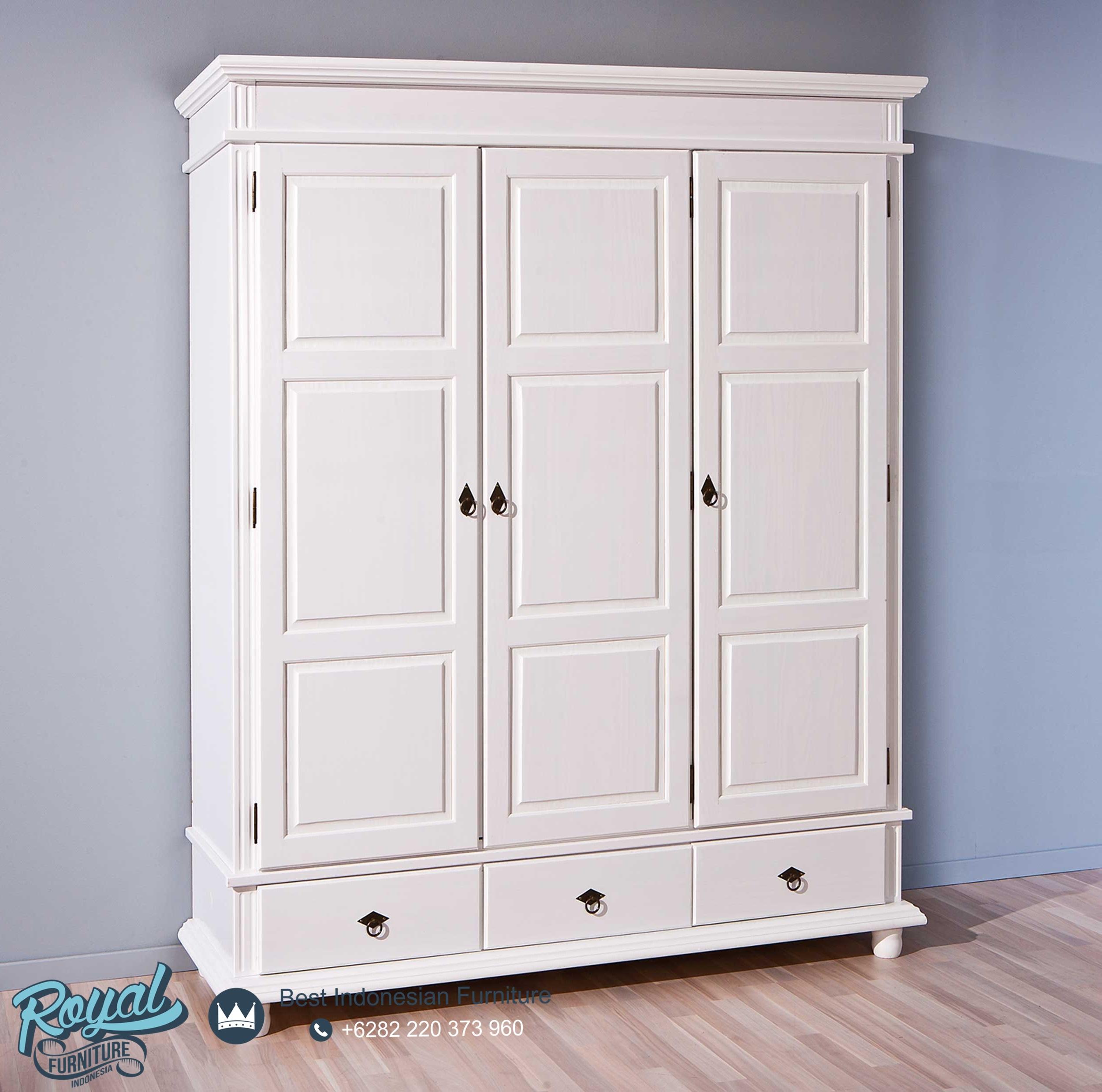 Almari Pakaian 3 Pintu Minimalis Kayu Jepara Putih Duco, desain lemari pakaian minimalis modern, lemari pakaian minimalis 3 pintu, lemari pakaian kayu minimalis, lemari pakaian jati, lemari pakaian 2 pintu, lemari pakaian 3 pintu, lemari pakaian sliding, lemari minimalis 2 pintu, almari pakaian minimalis, harga lemari pakaian minimalis, jual lemari pakaian kayu minimalis, lemari baju minimalis 3 pintu, lemari baju geser minimalis, lemari baju kayu jati, model lemari pakaian minimalis jepara terbaru, lemarei baju 4 pintu, lemari kayu jati, mebel jepara, furniture jepara, royal furniture