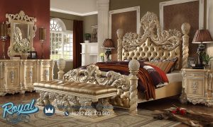 Bedroom Set Kamar Tidur Mewah Klasik Ukiran Jepara Homey Design