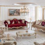 Set Sofa Tamu Jepara Terbaru Mewah Modern Ukiran Turky Style