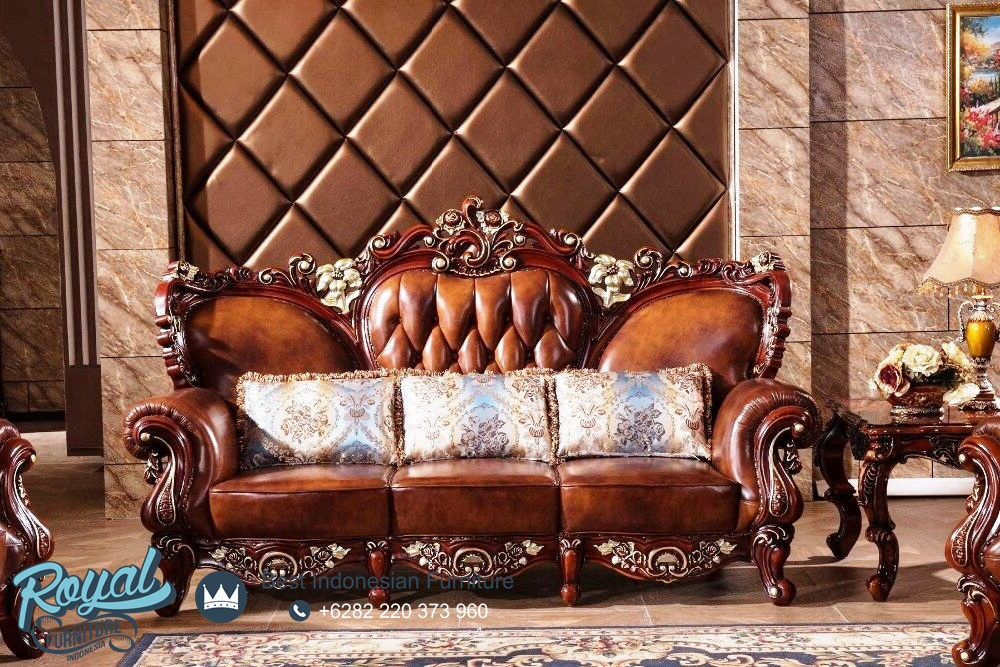 Sofa Tamu Kayu jati Jepara Terbaru Antique Luxury Italian Leather, sofa tamu kayu jati ukiran jepara, sofa tamu mewah terbaru, sofa tamu jepara terbaru, kursi tamu ukir jepara terbaru, harga sofa tamu jati ukiran jepara, sofa ruang tamu mewah modern, sofa mewah modern jepara, sofa mewah minimalis terbaru, kursi tamu mewah modern, harga sofa ruang tamu mewah, set sofa tamu mewah, set sofa tamu klasik, kursi tamu classic ukiran jepara, furniture sofa tamu jepara, toko furniture jepara, showroom furniture jepara, furniture jepara store, mebel jepara klasik, jual kursi tamu sofa mewah terbaru 2020, kursi tamu mewah harga kualitas terbaik, royal furniture