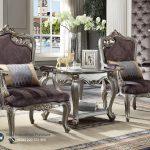 Sofa Tamu Mewah Klasik Ukir Jepara Terbaru Acme Purple