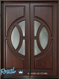 Pintu Kusen Kayu Jati Minimalis Jepara Terbaru