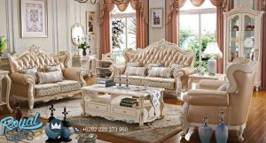 Gambar Model Sofa Ruang Tamu Living Room Luxury