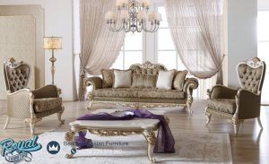 Sofa Ruang Tamu Modern Turki Style