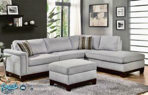 Sofa Ruang Tv Jati Minimalis Leter L Shapes