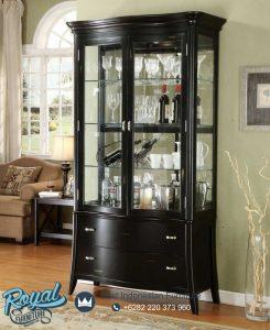 Lemari Hias Jepara 2 Pintu Cabinets