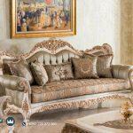 Set Sofa Ruang Tamu Mewah Klasik Turki Design