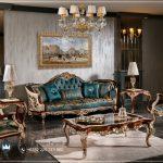 Set Kursi Sofa Tamu Klasik Elif Turki