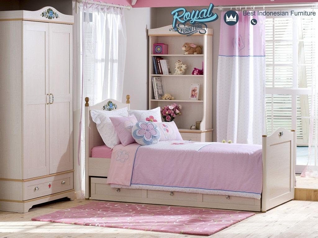 Kamar Tidur Anak Perempuan Terbaru   Royal Furniture Indonesia